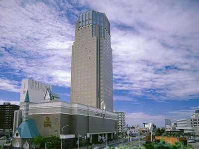 シェラトンホテル札幌