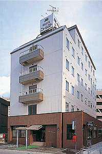 駅前ホテルニューレスト