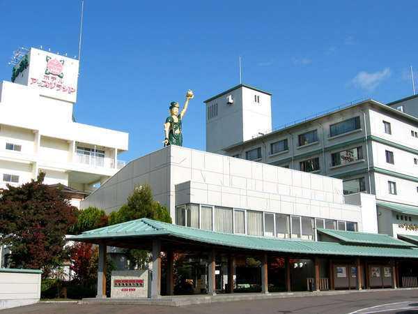 南田温泉ホテルアップルランド