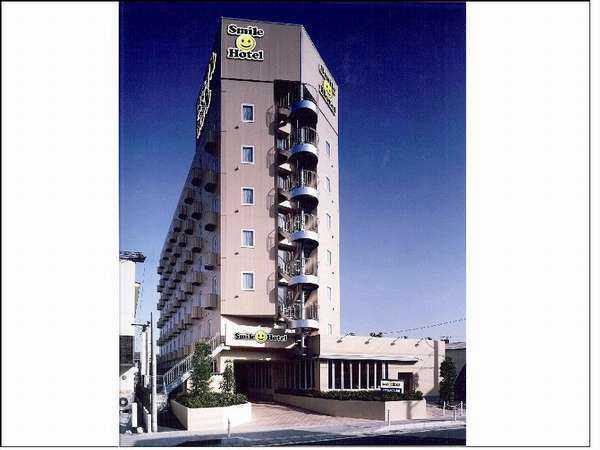 スマイルホテル塩釜(旧ホテルユニバース塩釜)