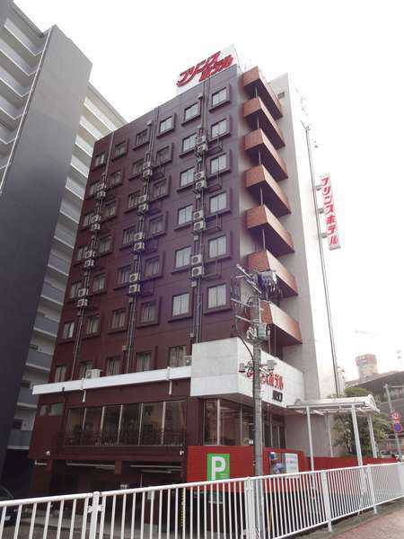 プリンスホテル東口(旧プリンスホテル青葉)