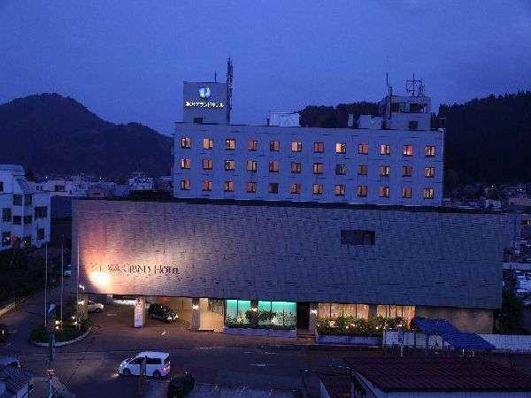 秋田唯一の(かまくら)交通立地最高の宿 湯沢グランドホテル