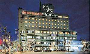 ホテルサンルート米沢
