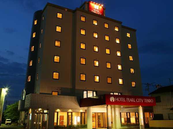 ホテル パールシティ天童