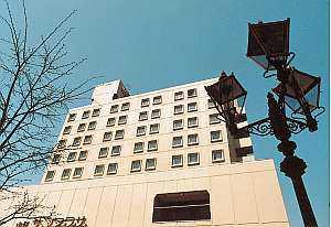ホテルサンルート山形