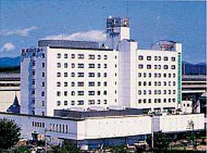 ホテルサンルート白河