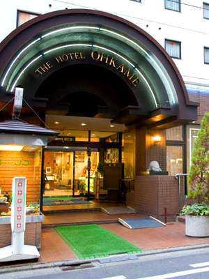 福島 ザ・ホテル大亀