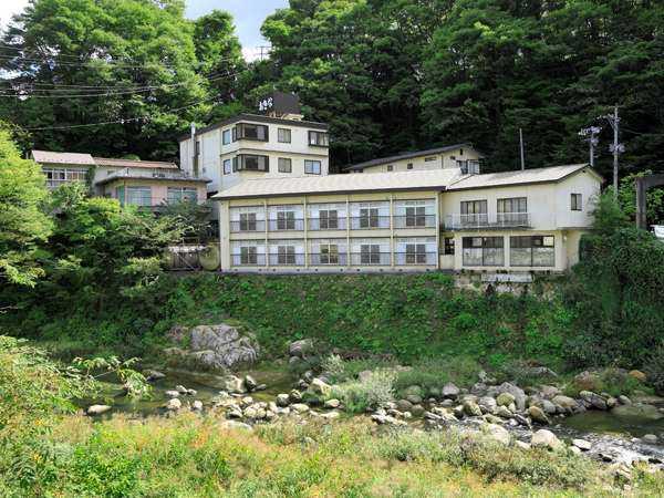 飯坂・穴原温泉 おきな旅館