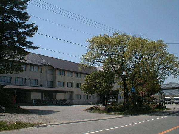 ホテル白雲荘