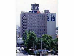 ホテル・アルファ-ワン会津若松