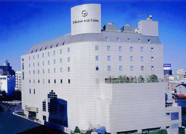 川越東武ホテル