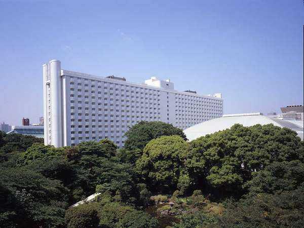グランドプリンスホテル新高輪 (新高輪プリンスホテル)