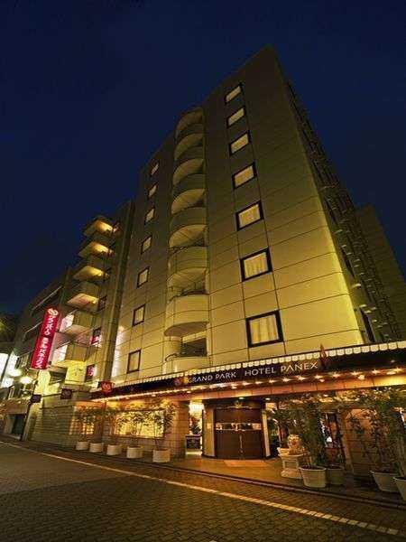 グランパークホテル パネックス東京(旧ホテルパネックス)