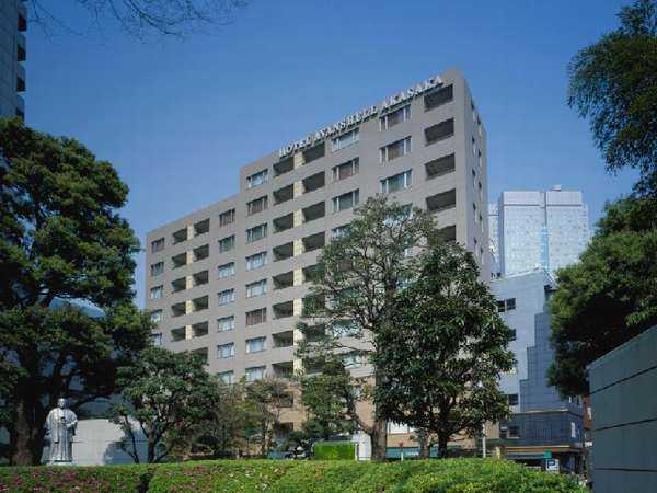 ホテルアバンシェル赤坂
