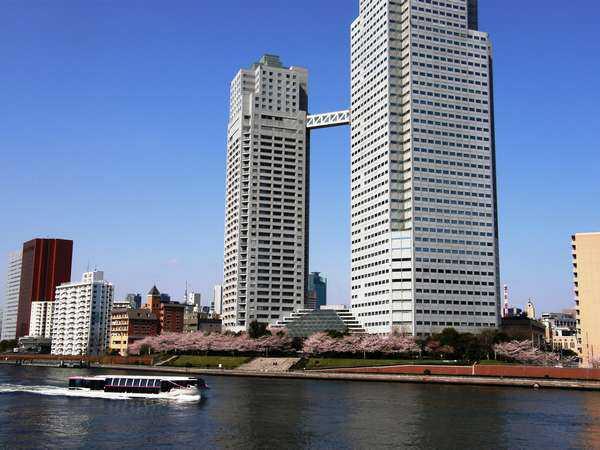 銀座クレストン(旧東京新阪急ホテル築地)