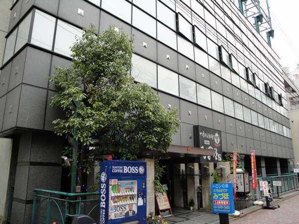 カプセルホテル&サウナ みづほ