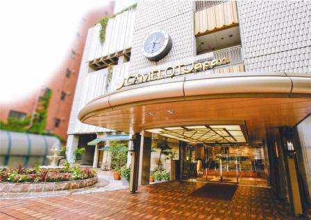 ホテル キャメロットジャパン