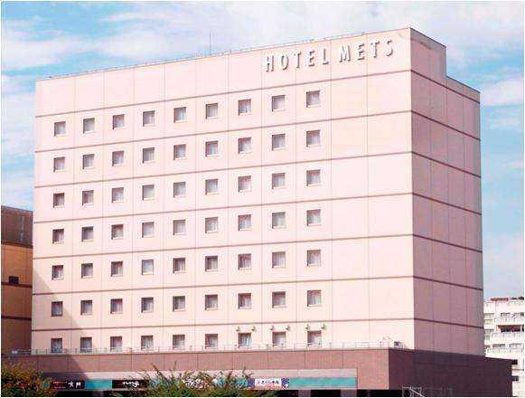 ホテルメッツ横浜鶴見