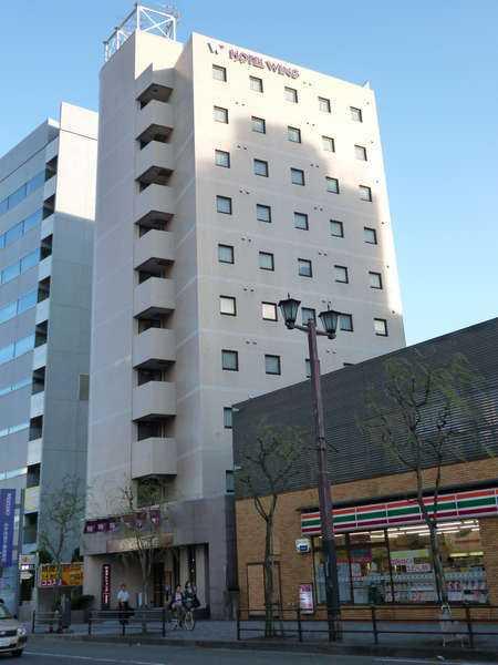 ホテルウィングインターナショナル湘南藤沢(旧リソル藤沢)