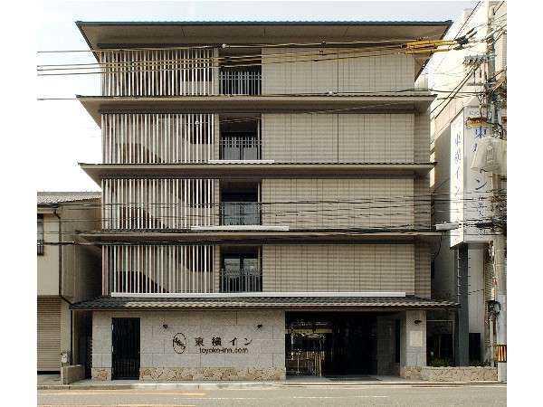 東横イン京都五条大宮