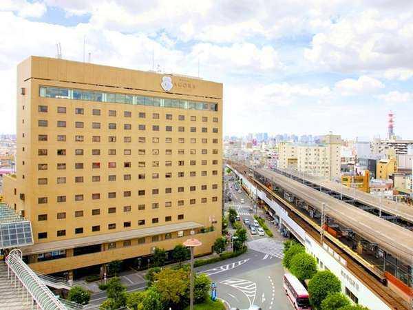 ホテル・アゴーラ大阪守口(旧 守口ロイヤルパインズホテル)