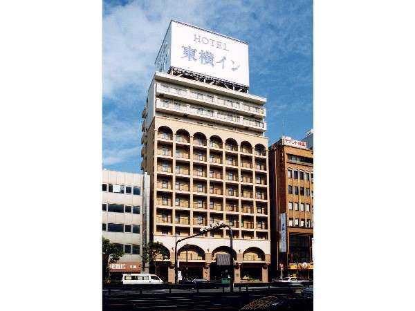 東横イン大阪なんば