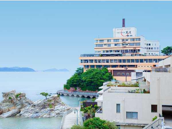 和歌の浦温泉 萬波 MANPA RESORT 日本スタイル