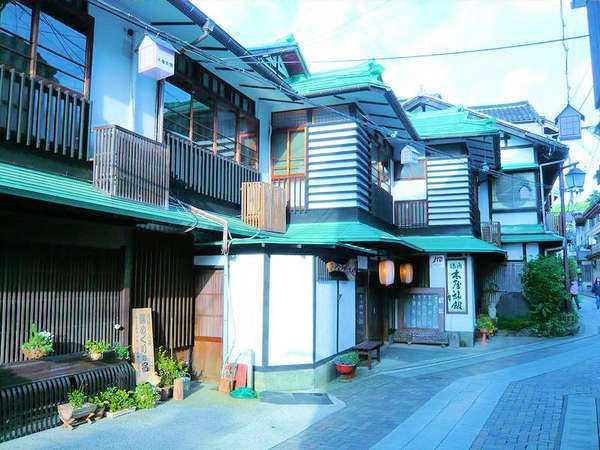 古き良き湯の宿 木屋旅館