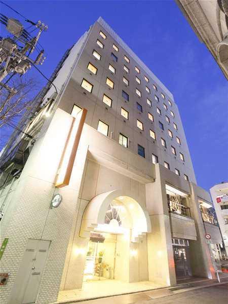 アレーホテル広島並木通(旧ホテルかめまん)