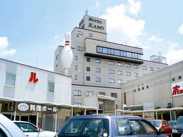 ホテルカモ