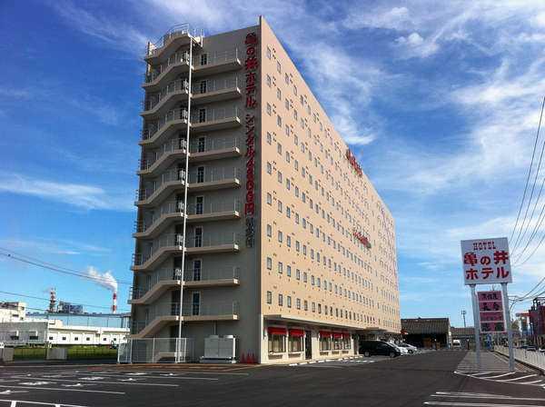 亀の井ホテル 山口岩国店