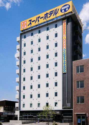スーパーホテル防府駅前
