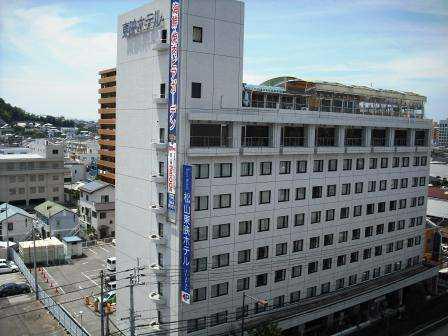 ホテルクラウンヒルズ松山(旧松山東映ホテル)