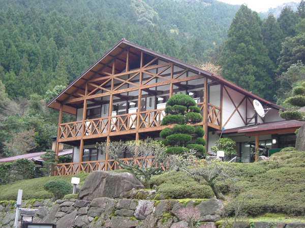 成川渓谷休養センター 高月温泉