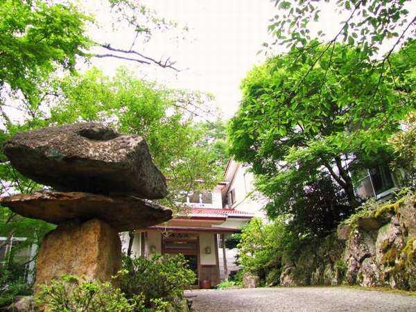成川温泉 湯元荘