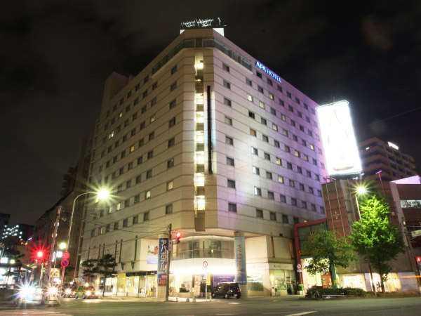 アパホテル<福岡渡辺通>