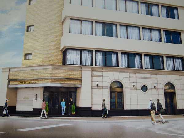 ホテル白山