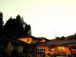 旅館 友愛山荘