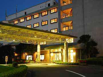 オーシャンビューホテル いこいの村国東