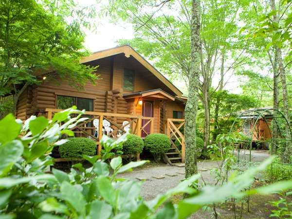 由布の森と水の恵み 全室離れ 別荘どんぐり
