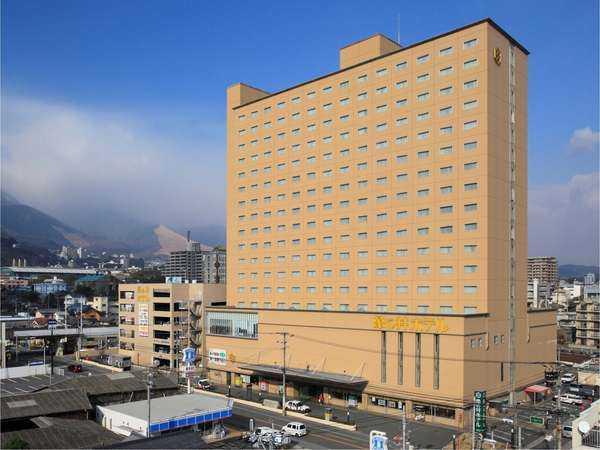 亀の井ホテル 別府店