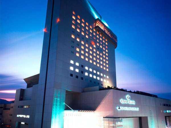大分オアシスタワーホテル(旧:大分全日空ホテル)