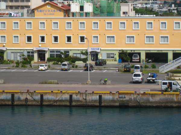 先島ビジネスホテル